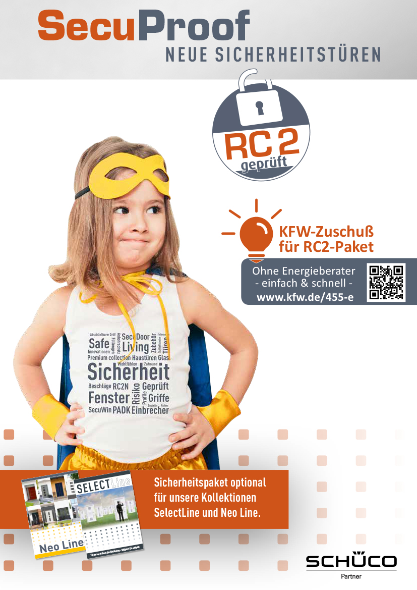SecuProof Flyer Titel